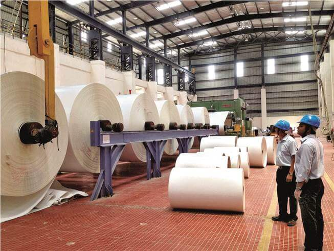 pulp-and-paper-industry