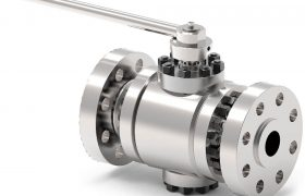 Red point Ball valve