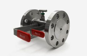 Alco valves DBB valve