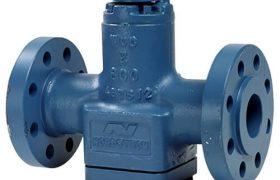 Flowserve Double DB steel plug valve