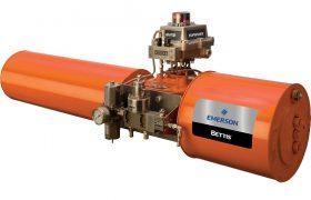 Entellus Bettis Pneumatic valve actuator