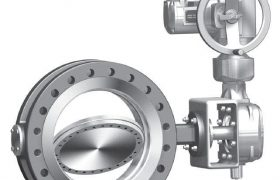 Triple offset butterfly valve-min