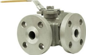Fusion valve Trunnion Ball valve