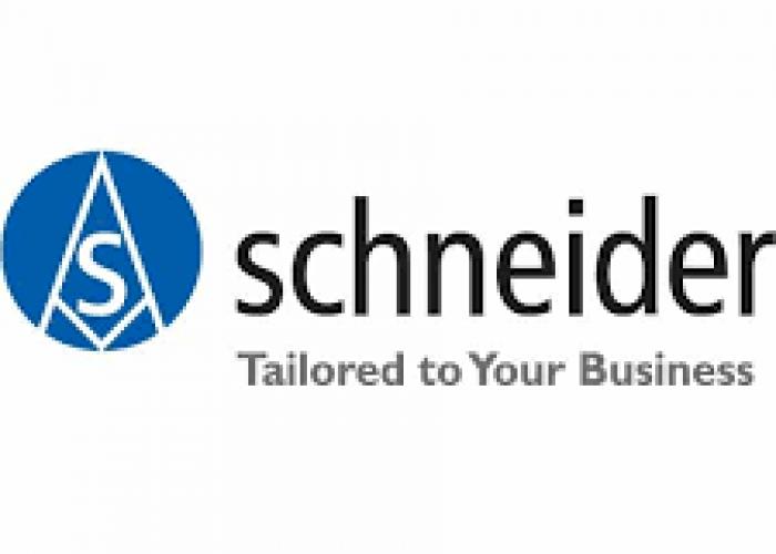 as schneider logo