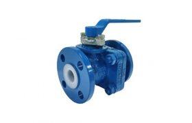 fluoroseal ball valve
