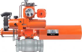 Electro hydraulic actuator Bettis