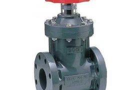 Fusion valve gate valve