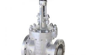 Velan gate valve