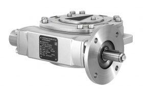part turn gear box