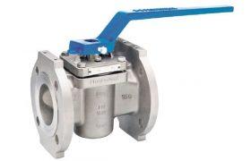 FluoroSeal plug valve