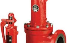 Farris pressure relief valve