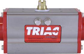 AT Controls Rack & Pinion Actuator