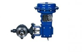 Entellus Dyna Flo rotary valve